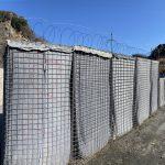 ヘスコ防壁
